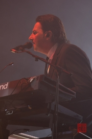 Insel in Concert 2012 - Simple Minds - Andy Gillespie II