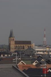 Japan 2012 - Osaka - Kirche