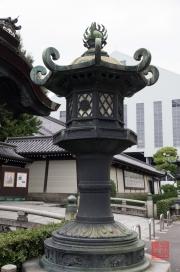 Japan 2012 - Kyoto - Higashi Honganji - Lantern