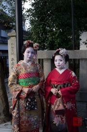 Japan 2012 - Kyoto - Maiko
