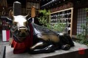 Japan 2012 - Kyoto - Teramachi - Nishiki Tenman-gu - Wealth statue