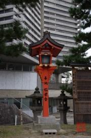 Japan 2012 - Kyoto - Fushimi Inari Taisha - Lantern I