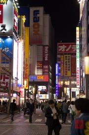Japan 2012 - Akihabara - Signs