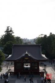 Japan 2012 - Kamakura - Tsurugaoka Hachiman-gu - Ceremony Hall