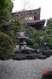 Japan 2012 - Kamakura - Hase-dera - Stone Lantern