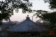 Japan 2012 - Kamakura - Hase-dera - Roofs