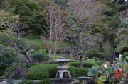 Japan 2012 - Kamakura - Hase-dera - Garden II