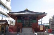Japan 2012 - Tsukiji - Pagoda