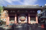 Japan 2012 - Asakusa - Kannon - Entrance