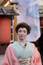 Japan 2012 - Asakusa - Maiko