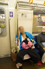 Japan 2012 - Ueno - Subway Samurai II