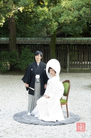 Japan 2012 - Shibuya - Meiji Shrine - Wedding
