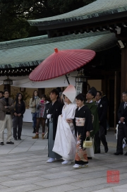 Japan 2012 - Shibuya - Meiji Shrine - Wedding Ceremony