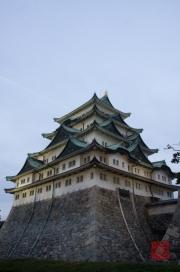 Japan 2012 - Nagoya - Castle I