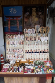 Japan 2012 - Miyajima - Souvenirs
