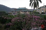 Taiwan 2012 - Taipei - National Palace Museum - Seite