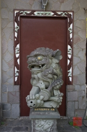 Taiwan 2012 - Taipei - Shuangxi Park and Chinese Garden - Löwenskultur