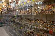 Taiwan 2012 - Taipei - U-Mall - Spielzeugfiguren