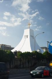 Taiwan 2012 - Taipei - Kirche