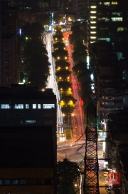 Taiwan 2012 - Taipei - Elephant Mountain - Street