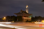 Taiwan 2012 - Taipei - Osttor - Long Exposure I