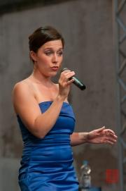 St. Katherina Open Air 2013 - Les Brunettes - Juliette Brousset III
