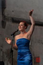 St. Katherina Open Air 2013 - Les Brunettes - Juliette Brousset I