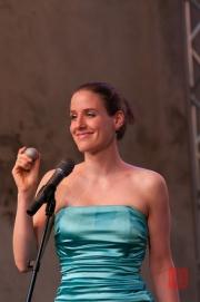 St. Katherina Open Air 2013 - Les Brunettes - Julia Pellegrini I