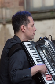 St. Katharina Open Air 2013 - Frank Wuppinger & Friends - Tino Derado I