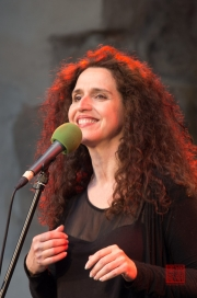 St. Katharina Open Air 2013 - Frank Wuppinger & Friends - Frances Pappas I