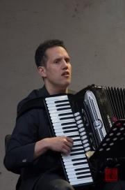 St. Katharina Open Air 2013 - Frank Wuppinger & Friends - Tino Derado II