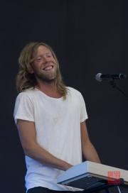 Das Fest 2013 - Friska Viljor - Emil Nilsson I