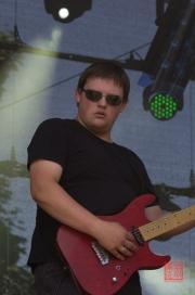 Das Fest 2013 - Shy Guy at the Show - David Emling