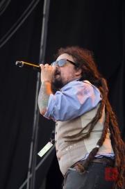 Das Fest 2013 - Karamelo Santo - Pedro Rosafa