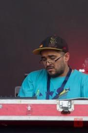 Das Fest 2013 - Karamelo Santo - DJ