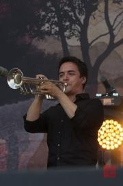 Das Fest 2013 - Bosse - Trumpet