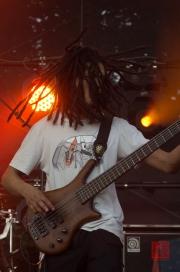 Das Fest 2013 - Desolace - Maurice Lucas