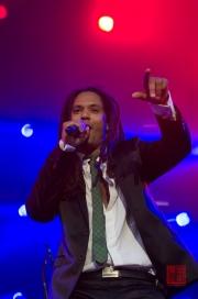 Das Fest 2013 - Seeed - Demba Nabe I