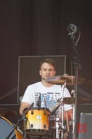 Das Fest 2013 - bAsH - Sebastian Kusenbach