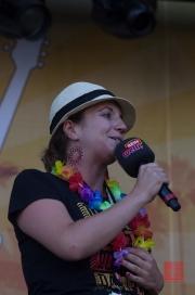 Das Fest 2013 - Moderatorin