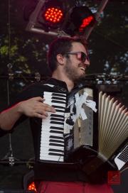 Das Fest 2013 - Mumuvitch Disko Orkestar - Jonas Ade