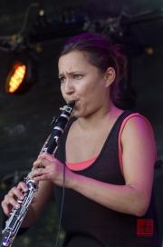 Das Fest 2013 - Mumuvitch Disko Orkestar - Julia