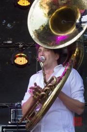 Das Fest 2013 - Mumuvitch Disko Orkestar - Benjamin