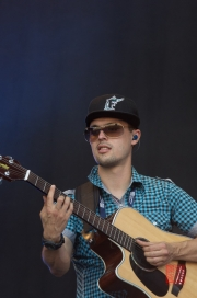 Das Fest 2013 - Gentleman - Guitar