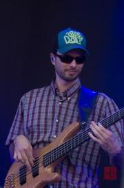 Das Fest 2013 - Gentleman - E-Guitar