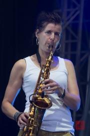 Das Fest 2013 - Gentleman - Johanna Jaeremo