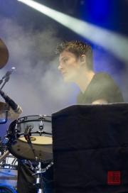 Das Fest 2013 - Soehne Mannheims - Jonny Koenig