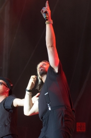 Das Fest 2013 - Soehne Mannheims - Henning Wehland I