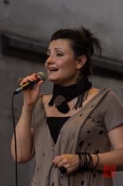 Bardentreffen 2013 - Eva Quartet - Evelina Christova
