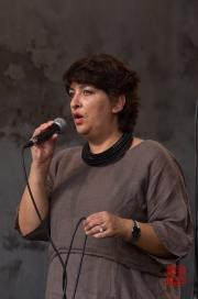 Bardentreffen 2013 - Eva Quartet - Gergana Dimitrova